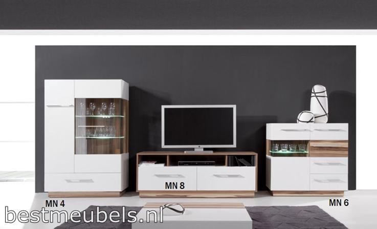 dressoir design hout ladekas