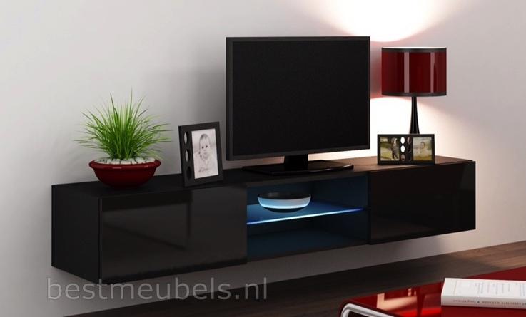 hoogglans tv-meubel